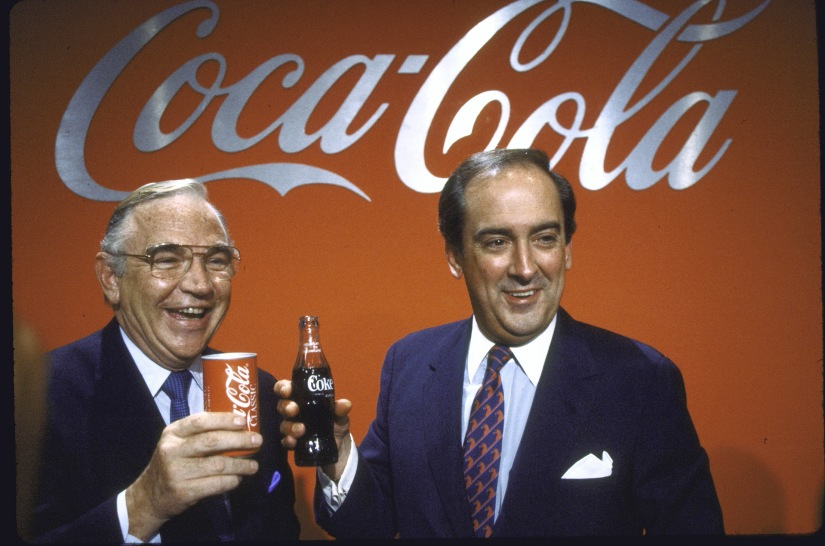 The real boss behind Coke's secret formula